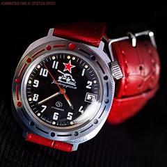 """"""""""" (Structural) Tags: watch vostok uhr zsrr hau  armbanduhr zegarek czog madeinussr sovietwatch wostok  komandirskie  komandir"""
