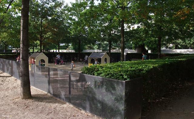 Un parc pour les enfants