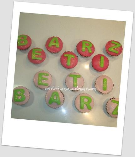 Cupcakes Beatriz by Osbolosdasmanas
