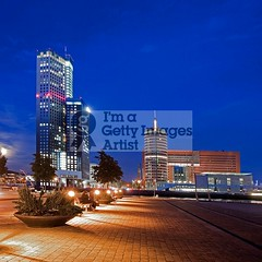 Maastoren Rotterdam (DolliaSH) Tags: city longexposure light urban haven holland color tower water colors architecture night skyscraper canon reflections river photography lights noche photo construction rotterdam europe foto nightshot photos nacht harbour nederland thenetherlands kantoorgebouw le maas nuit kopvanzuid notte stad architectuur erasmusbrug gebouw bouw architectura noordereiland noch zuidholland wilhelminakade wilhelminaplein 1755 erasmusbridge belastingdienst rotterdamzuid ovg southholland 50d hoogste hoogbouw nachtopname manhattanaandemaas canonefs1755mmf28isusm canoneos50d dampartners maastoren dollia sheombar maastower dolliash rotterdamserechtbank