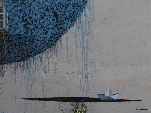 Tellas at Nuart 2011 - detail