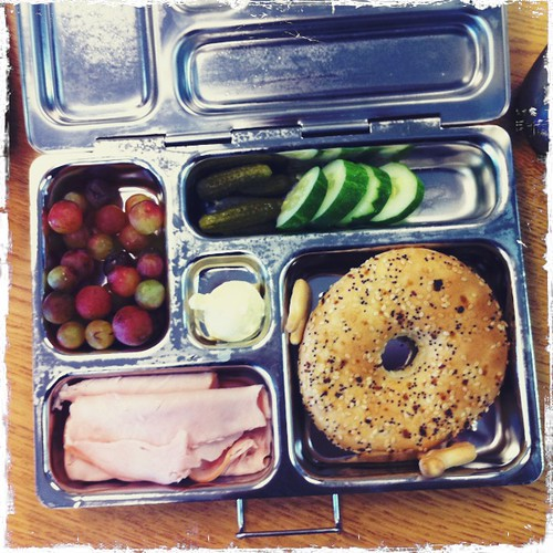 a favorite brown bag lunch