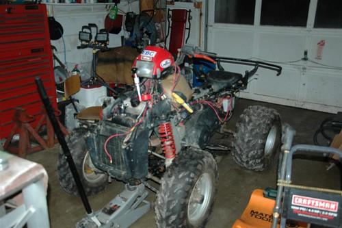 Xplorer 400 Build Thread - Polaris ATV Forum