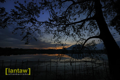 Sampaloc Lake Dawn