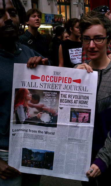 The Occupy Wall Street Journal