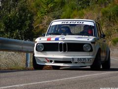 BMW 2002 T.I Francisco Manuel Barriga - Subida al Piélago 2011