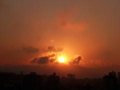 Pôr do Sol (Ale.Almeida.Photos) Tags: sunset sol sc florianópolis pôrdosol santacatarina fimdetarde colorphotoaward quartasunset