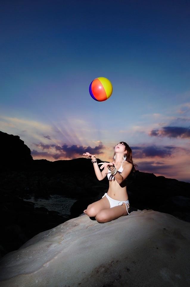 Liuye@北海岸Bikini