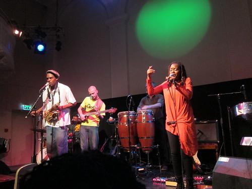 Melita Matsinhe & Band