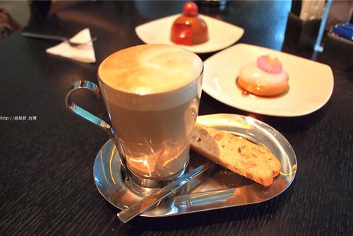艾美寒舍巧克力光廊咖啡