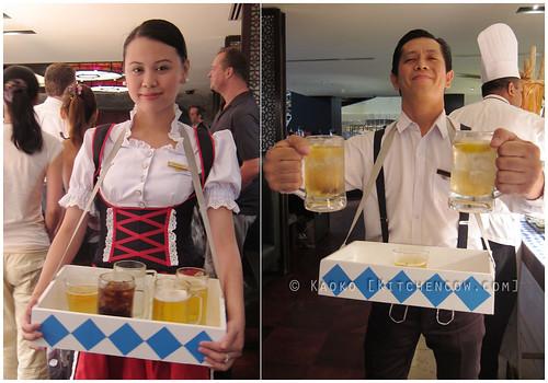 Oktoberfest at Sofitel - Dirndl & Lederhosen