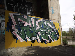 (monolaps) Tags: graffiti nj atak false navy8