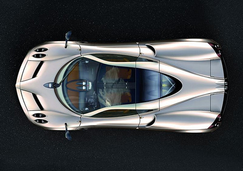 2012 Pagani Huayra - First Look