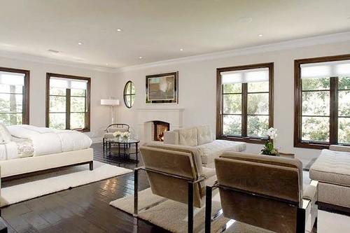 casa-Kim-Kardashian-dormitorio
