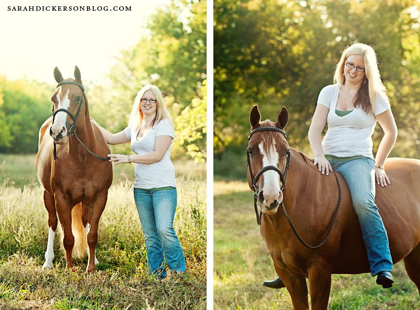 Missouri equine photography