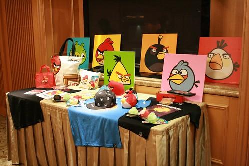 Angry Birds週邊商品