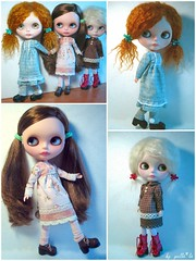 dresses made by me