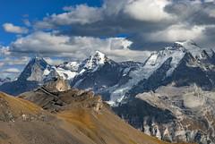 Birg and the Jungfrau mountain(4158m). Canton of Bern, Switzerland. No. 6214. (Izakigur) Tags: mountains alps alpes schweiz switzerland nikon europa europe flickr suisse suiza swiss feel 1755mmf28g bern d200 alpen helvetia nikkor alpinismo svizzera lauterbrunnen alpi berne wengen ch jungfrau berna 瑞士 berneroberland berneseoberland 1755 schilthorn murren suizo pizgloria 스위스 myswitzerland nikond200 nikkor1755f28 nikkor1755 alpene سويسرا nikon1755f28g швейцария superaplus aplusphoto שווייץ 阿尔卑斯山 alperne izakigur შვეიცარია 명사 suisia izakigur2009 izakiguralps izakigurberne ӯҳҳоиалп nikkor17551755