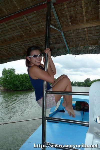 Dawel River Cruise Pole Dancing