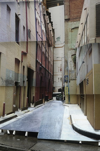 Art & About: Laneways