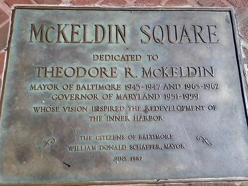McKeldin Square