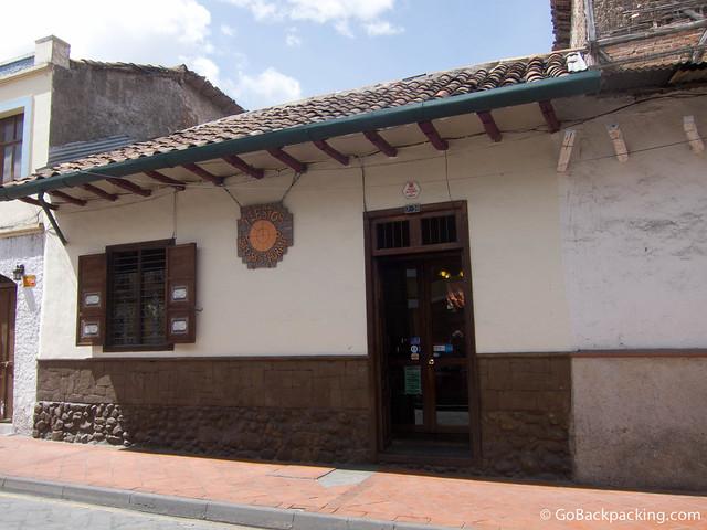 Tiesto's restaurant
