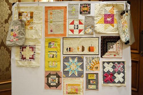 Amanda's Mini Quilts