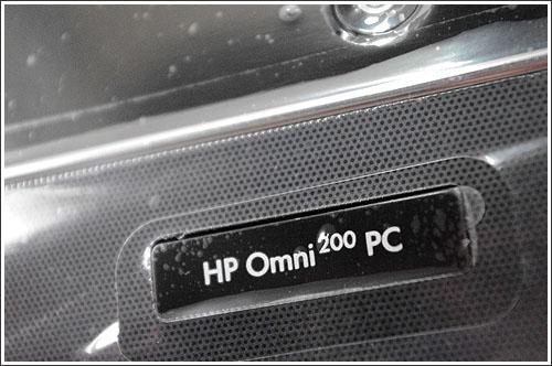 HPのオールインワンPCの「Omni200(夏モデル)」を購入!!