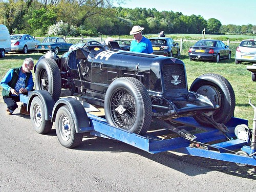265 Alvis Silver Eagle TB (Modified) (1930)