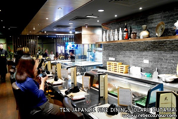 Ten Japanese Fine Dining, Solaris Dutamas-07