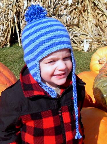 Benjamin's Earflap Hat