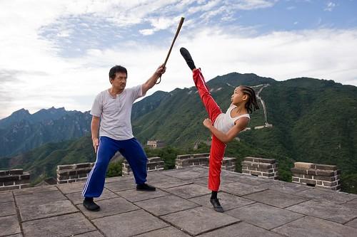 Tom Fury » The Karate Kid (2010)