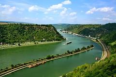 Rhein / Рейн (mitko_denev) Tags: river germany deutschland rhine rhein rheinlandpfalz mittelrheintal река rhinelandpalatinate flus германия рейн райнландпфлац