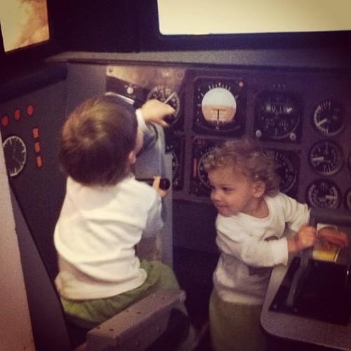 Being pilots