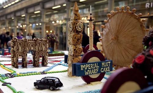 Imperial Mint Wharf Cake - Gary Morrisroe