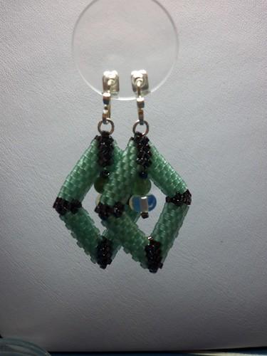 OTTBS Earrings - Day