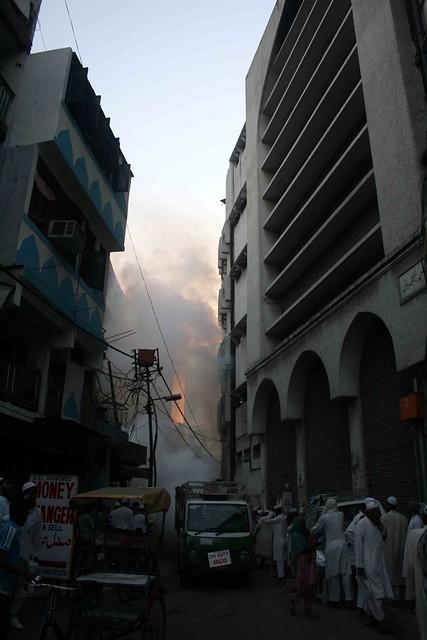 City Moment – Street Lost & Regained, Nizamuddin Basti