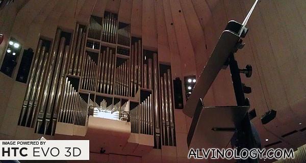 The world's biggest organ