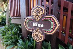 Niue Sign