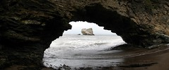Point Reyes NS - Arch Rock (Kwong Yee Cheng) Tags: california autostitch pointreyesnationalseashore archrock