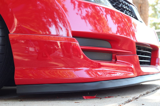 $25 DIY Front LIP!!! (home depot LIP) write up install for 2010 civic coupe 6270308540_f5d9eaac53_z