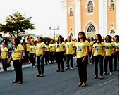 Desfile da Sec de Edu - Esc Ativa - Itapetim - B by portaljp