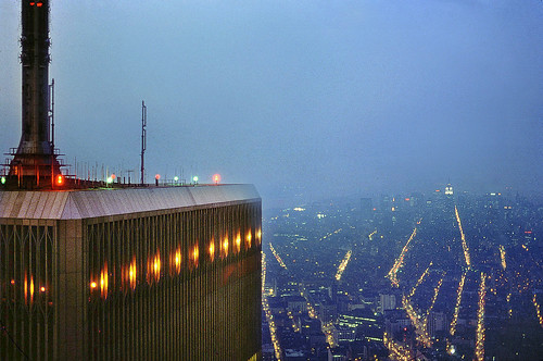 World Trade Center Observation Deck, 1980: City of Light
