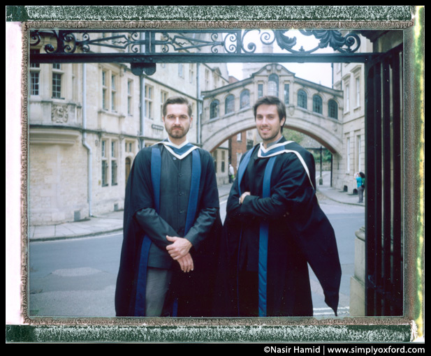 Degree robes