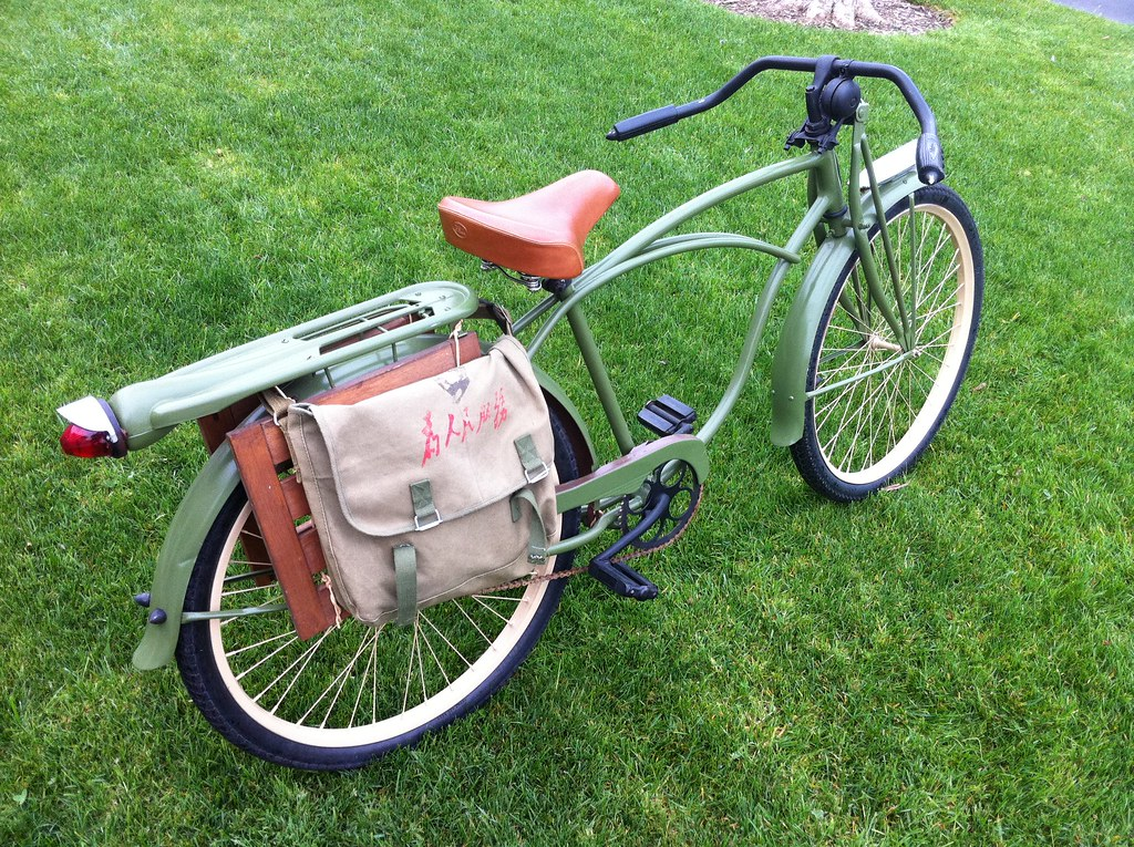 Schwinn wwii by Tiki tOny