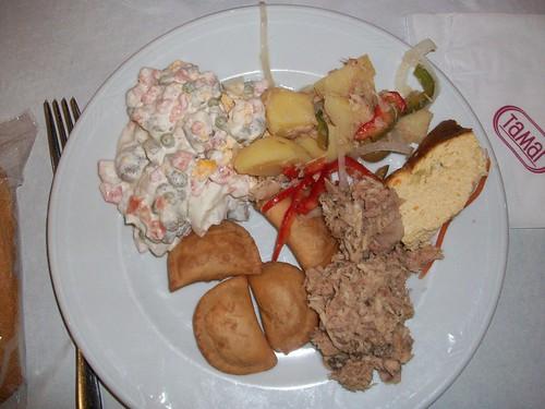 Santander | Restaurante Palacio de la Magdalena | Tapitas