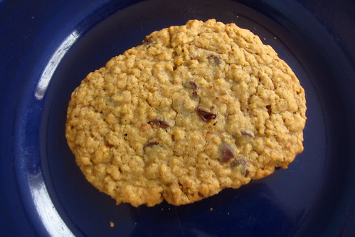 Potbelly's Oatmeal & Choc Chip Cookie
