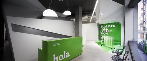 espacio de trabajo para empresa creativa supperstudio, bilbao 06