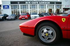 Ace Cafe (MisterSM) Tags: nirvana september supercars petrolhead 2011