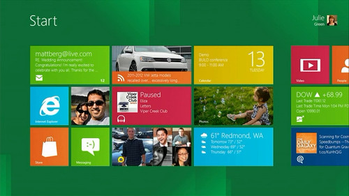 Build - Windows 8 Preview [07]